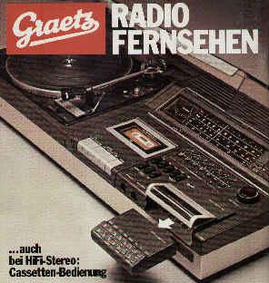 kwaliteit graetz sinfonia 522 radio